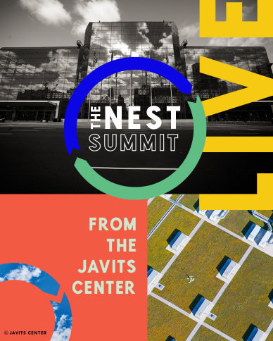 The Nest Summit 2020 coming live from Javits Center.